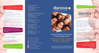 Dianova Portugal - Brochura Institucional 2018