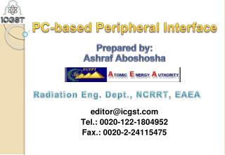 PC-based Peripheral Interface
