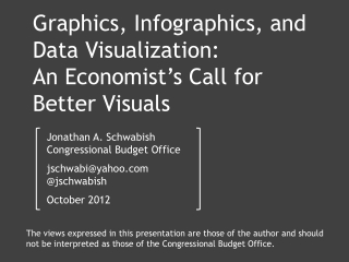 VisWeek: Graphics and Infographics