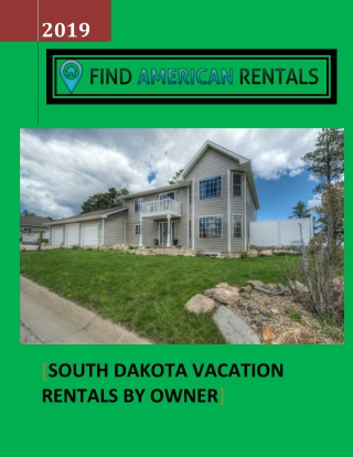 South dakota vacation rentals by owner