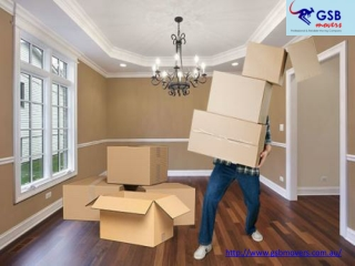 House Relocation Perth` GSB Movers`