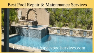 Best Quality Pool Services In Orlando, Longwood & Lake Mary!