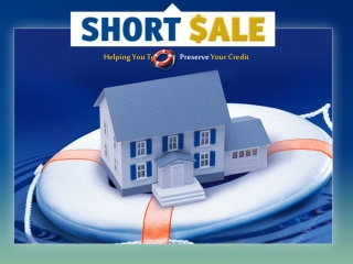 Selling Your Property As A Short Sale