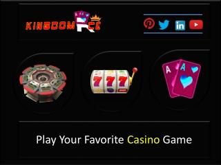 New Online Casino Sites   Casino Kingdom Casino