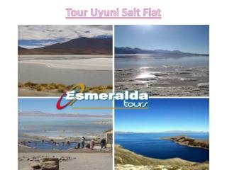 Tour Uyuni Salt Flat