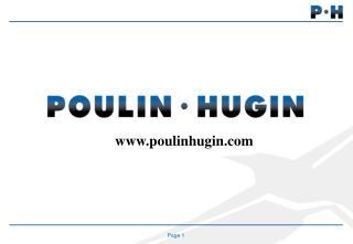 www.poulinhugin.com