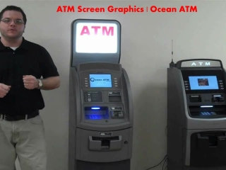 ATM Screen Graphics Ocean ATM