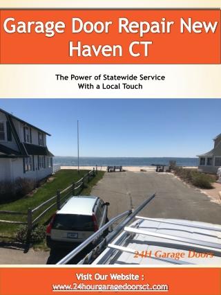 Garage Door Repair New Haven CT