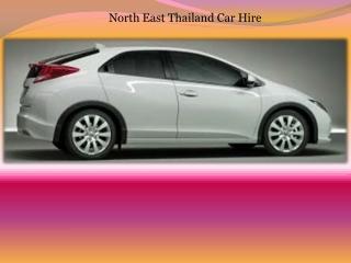 North East Thailand Car Hire