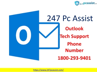 Outlook Tech Support Phone Number