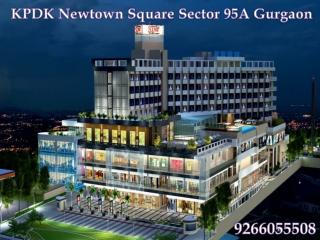 Kpdk newtown square sector 95a gurgaon