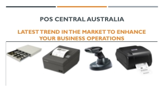 POS System – The Latest Trend In The Market To Enhance Your Business Operations