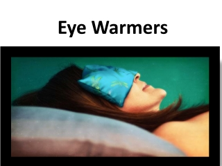warm compress for eyes.pptx