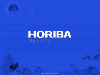 ©  2010 HORIBA, Ltd. All rights reserved.