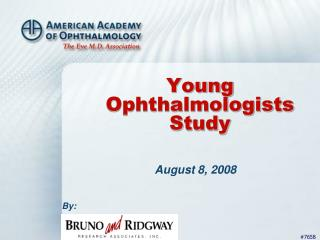 Young Ophthalmologists Study