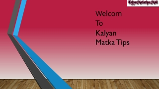 Various Types of Websites Dealing with Online Matka Game