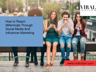 Social media influencer talent agency