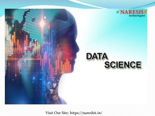 Data Science Training Institute in Hyderabad - Naresh IT