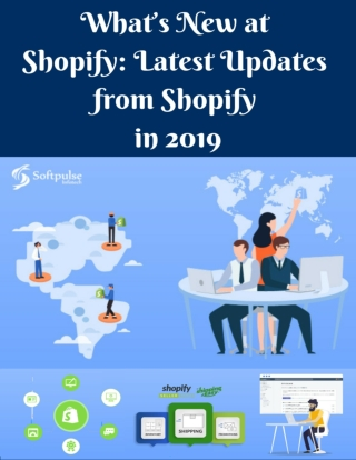 Latest Updates from Shopify : What's New at Shopify in 2019