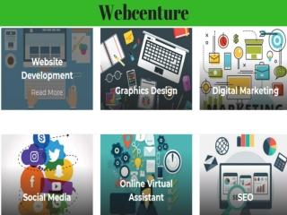 Best Virtual Assistant Services - Webcenture