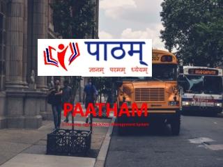 School Transportation | Transport Management