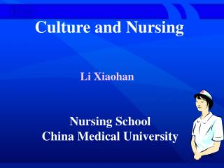 Culture and Nursing