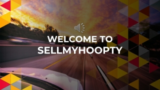 Get Cash for Junk Cars - Sell My Hoopty