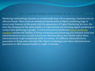 Digital Marketing Company | Top SEO, PPC, Website Design Services