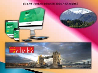 20 Best Business Directory Sites New Zealand