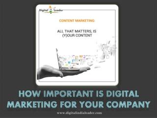 Top Marketing Blogs Company in Gurgaon - Digital Marketing Companies