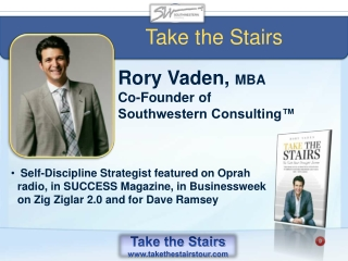 Take the stairs notes
