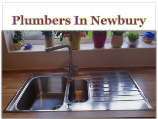 Plumbers In Newbury