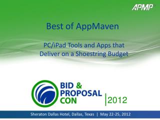 Best of  AppMaven