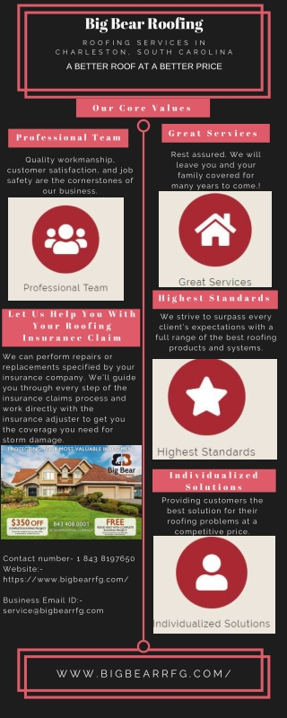 Our Core Values/Big Bear Roofing