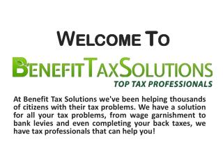 IRS Tax Negotiation