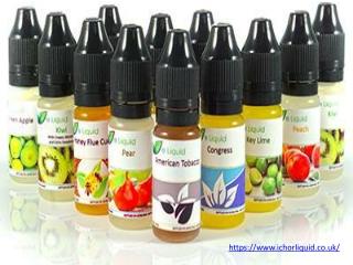 100 vg Juice in UK