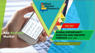 App Analytics Market PPT