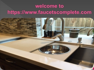 Kitchen Sinks at Best Price in USA | faucetscomplete