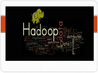 Hadoop Training Institute in Hyderabad - Naresh IT