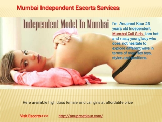 Mumbai E$corts are healthy enough to maintain the exquisite level of hygiene