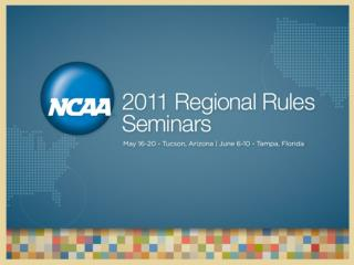 NCAA Division I Newly  Adopted Legislation