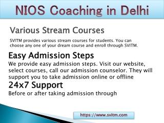 NIOS Admission   NIOS Admission 2020   NIOS Admission in Delhi
