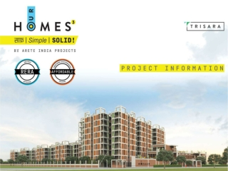 Trisara our homes 3 sector 6 sohna