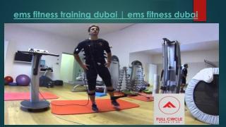 Ems Fitness Training Dubai-ems Fitness Dubai