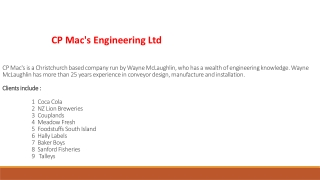 High Quality Manufacturer of Steel Frame & Mechanical Components