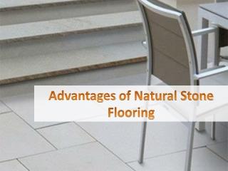 Advantages of Natural Stone Flooring