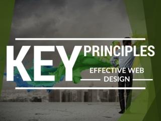 10 Key Website Design Principle