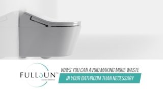 Ways You Can Avoid Making More Waste In Your Bathroom Than Necessary