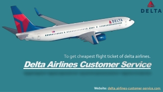 Know About Travel Policy by Delta Airlines Customer Service