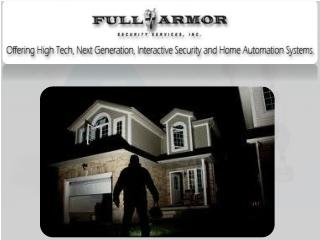 Home Alarm Systems Dayton